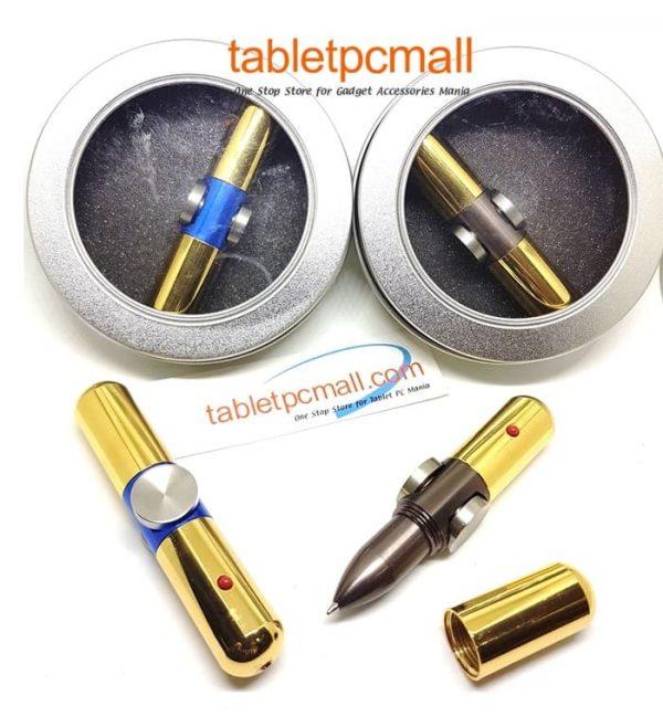 Fidget Spinner 3in1 Pen+Laser+Spinner PREMIUM Fidget