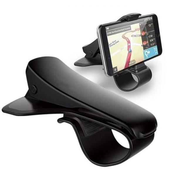 Holder Dashboard Mobil Universal Jepit Best Quality Car Phone Mount