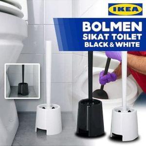 Sikat Toilet Kamar Mandi Ikea Bolmen