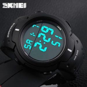 Jam SKMEI Pioneer Sport Watch Water Resistant 50m DG1068