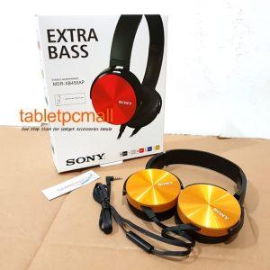 Headset SONY Extra Bass MDR- XB450AP Headphone Bando