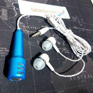 Mic Smule Karaoke Headset Speaker Handsfree Microphone Mini Universal