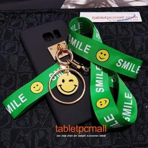 Gantungan Tali Hp Smile Korean Style Universal Smartphone